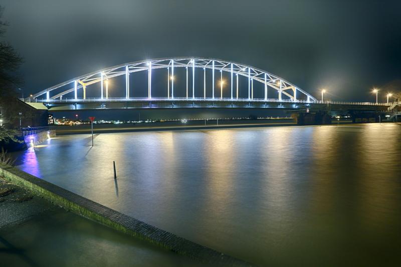 Wilhelminabrug Deventer IJssel Marcel de Graaf fotografie