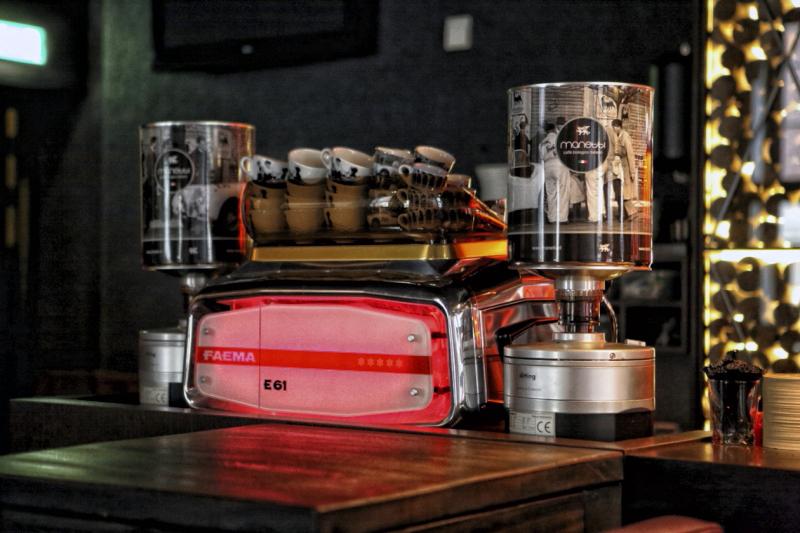 Koffiemachine Manetti koffie Marcel de Graaf fotografie Deventer